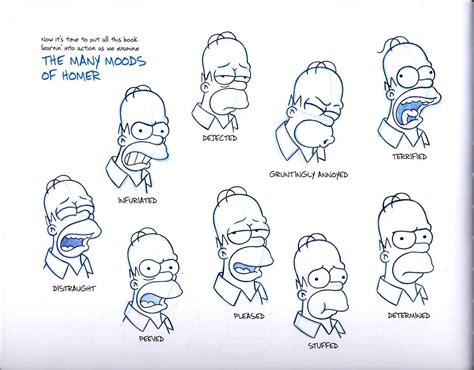 como aprender a dibujar a los simpson mimundomanual los simpsons como dibujar a todos taringa