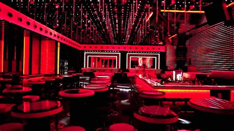 Great Dining Room Colors stunning nightclub design madrix controlling 10 000