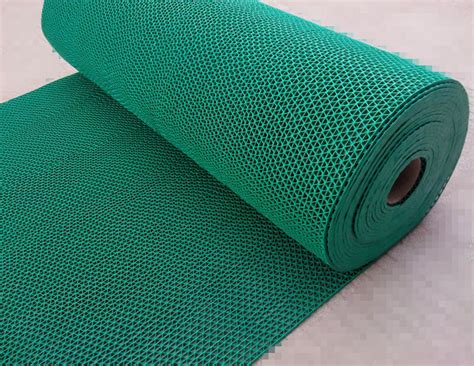 Plastic Floor Mat - china area anti slip non skid plastic vinyl pvc door
