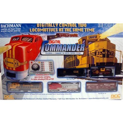 bachmann ho scale ready to run starter set part 3 bachmann trains digital commander ready to run dcc