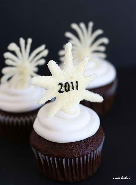 happy new year cupcakes new year s cupcakes