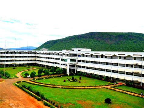 Mba Courses Related To Civil Engineering by Pydah College Of Engineering And Technology Visakhapatnam