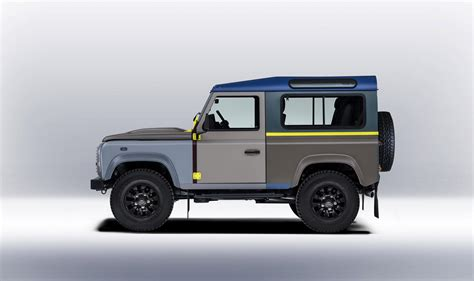 land rover defender 2015 special edition land rover defender paul smith special edition