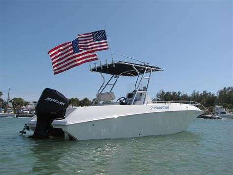 stainless flag pole to fit in transom rod holder the - Boat Flags And Holders
