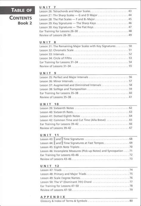 Essentials of Music Theory Teacher Answer Key (012790