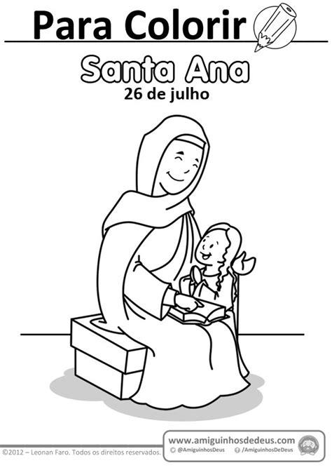 Dia de Sant'Ana ~ Amiguinhos de Deus