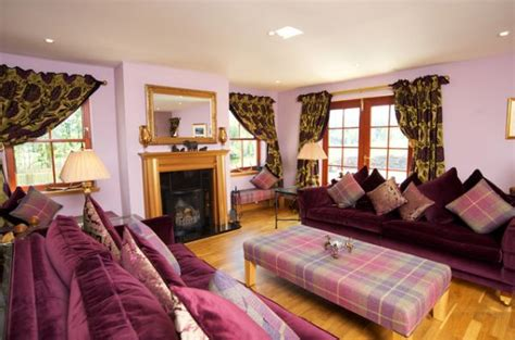 Highland Themed Living Room by How To Make Tartan Work In A Living Room