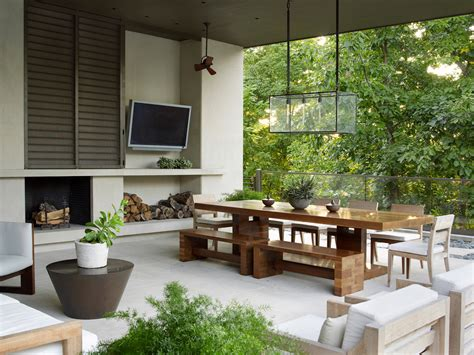Outdoor Patio Design Pictures Outdoor Cafe Design Patio Contemporary With Outdoor Tv Outdoor Fireplace Outdoor Tv