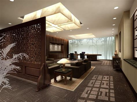 wood floor wall ceiling door interior design 3d 3d house living room interior design with chinese traditional
