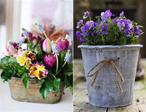 Deko F R Drau En Fr Hling 4301 by Wundersch 246 Ne Fr 252 Hlingsdeko Mit Fr 252 Hlingsblumen Blumen Im