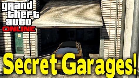 Gta 5 Garage Locations by Gta Quot Secret Garages Quot Locations For Heists