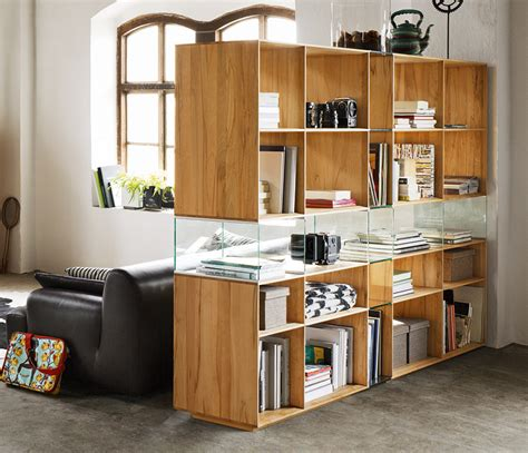 luxury modern bookcases team7 wharfside