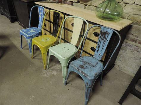 chaise tolix occasion bon coin table de lit