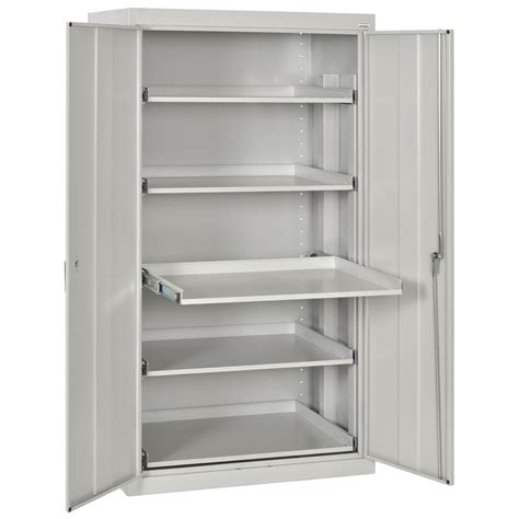 cabinet shelves 66 in h x 36 in w x 24 in d 5 shelf heavy duty steel