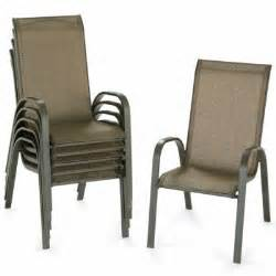 Patio Furniture Chair Patio Sling Chairs