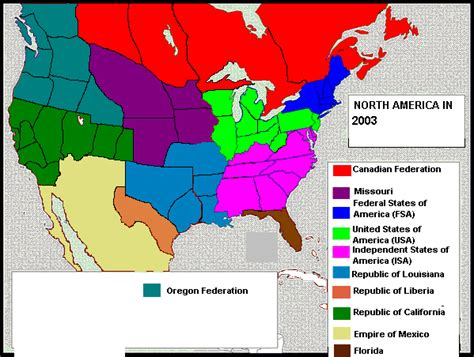 After America map thread iii page 95 alternate history discussion