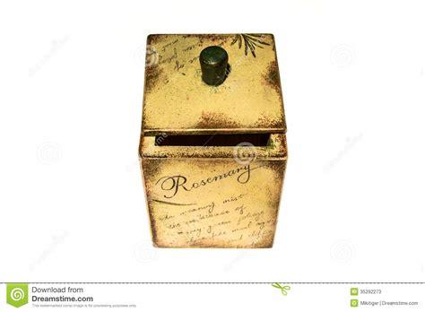 decoupage words original box stock photos image 35292273