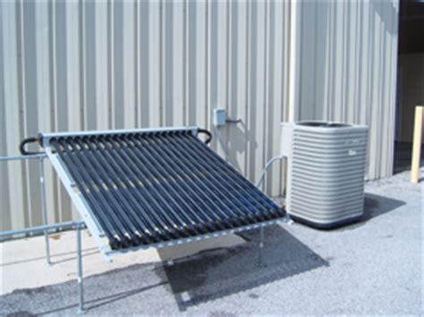 Can Solar Power Run Central Air - home www energyefficiencyllc