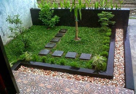 desain taman depan rumah 8 best desain taman rumah modern minimalis images on