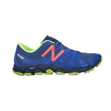 womens minimalist running shoes new balance wt1010b2 minimalist trail running shoes blue
