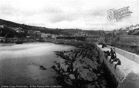 a history of mevagissey books mevagissey the harbour from the pier 1890 francis frith