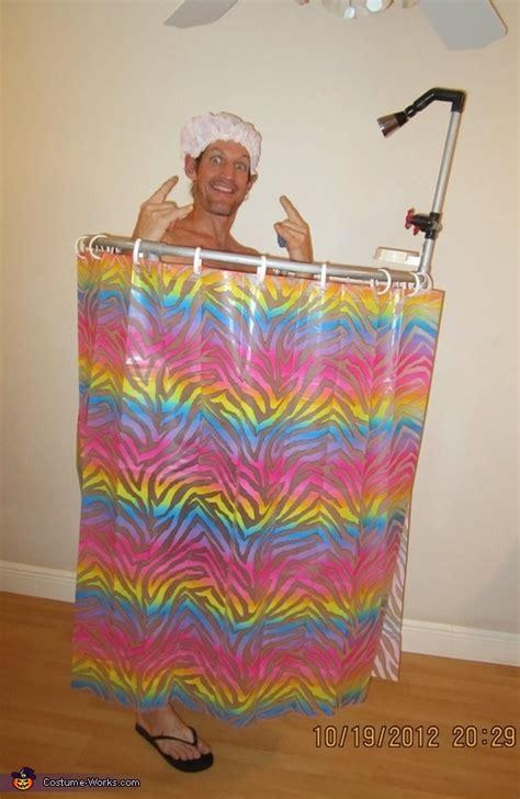 shower man costume