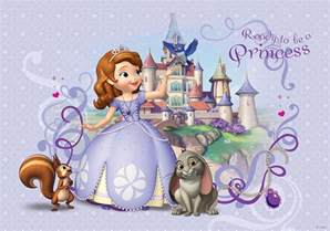 sophi the image sofia the ready to be a princess wallpaper