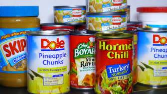 Canned food canned food food drive