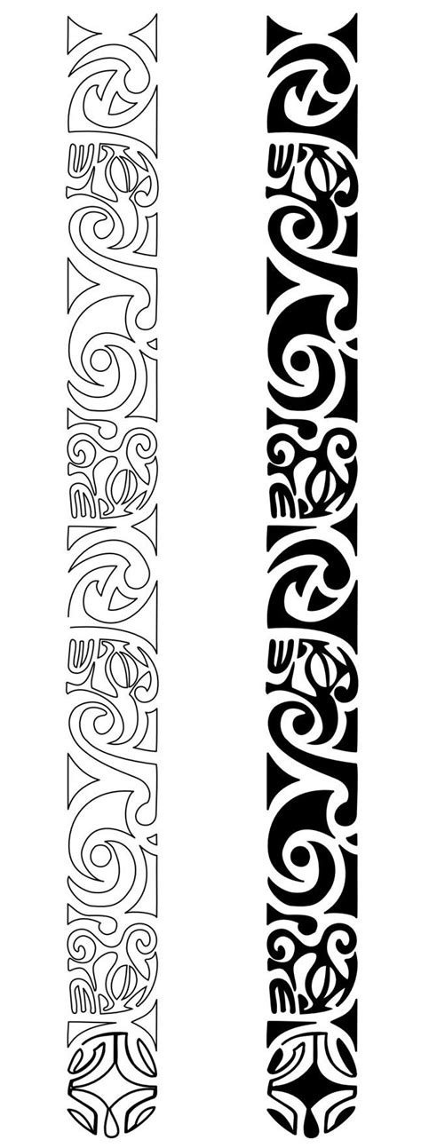 mauri tribal tattoo tribal arm band inspiration tatuaje maori