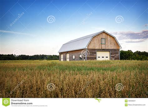 Canadian Barn Stock Photo Image 58338321 Barn Home Plans Canada
