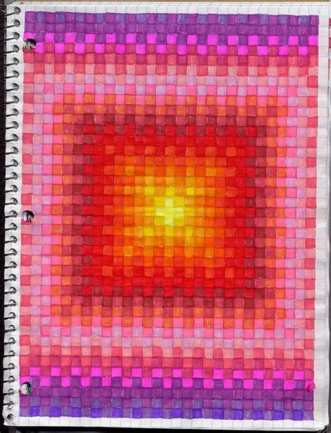 designs on graph paper https flic kr p g4zrh square journal 8 ideas