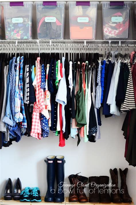 organizing shirts in closet equip your tween and teen with tons of ideas to get and
