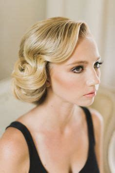Vintage Wedding Hair Updos by 1000 Images About Hair Makeup On Bridal