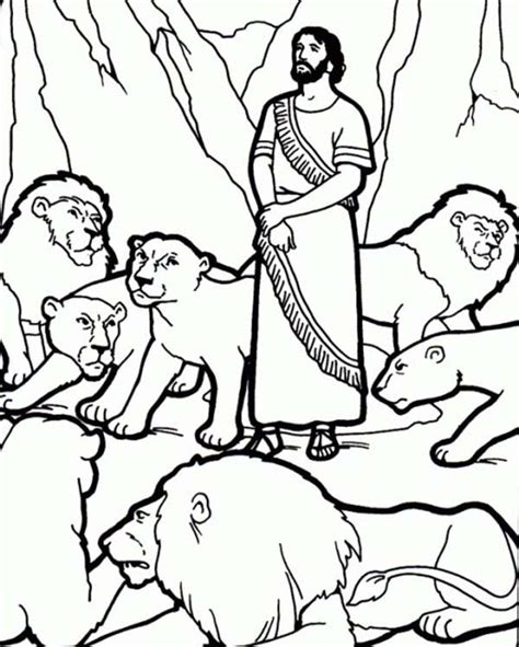 free printable coloring pages of daniel in the lion s den 169 best book of daniel images on pinterest lion s den