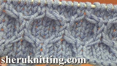 knitting tutorial website 17 best images about knitting stitch pattern on pinterest