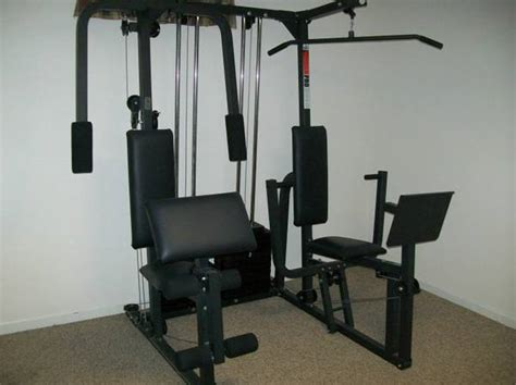 weider pro 9940 home espotted