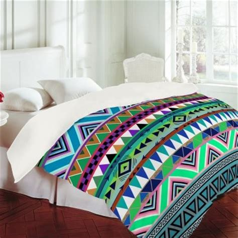 Tribal Pattern Comforter by Decorate Your Bedroom With Stylish Duvet Covers Design