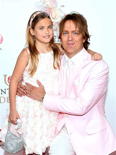 Larry Birkhead Says Smith Miscarried Their Child By And Jumping On A Troline smith s daugther dannielynn connects with