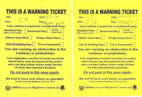 fake printable parking ticket online calendar templates