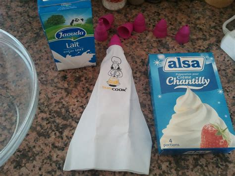 Chantilly Detox by Comment Faire Creme Chantilly