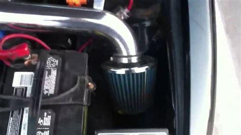 auto air conditioning repair 1998 honda accord engine control honda accord 95 v6 cold air intake youtube