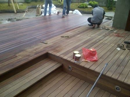 Decking Pool Deck Lantai Kayu Outdoor lantai kayu 4 out of 5 dentists recommend this