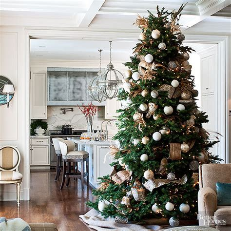 how to decorate christmas tree at home real home christmas trees