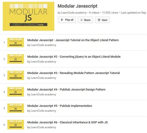 javascript tutorial bob tabor 29 awesome javascript learning tutorials web development