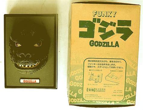 Funky Door Bells by Battery Operated Funky Godzilla Door Bell