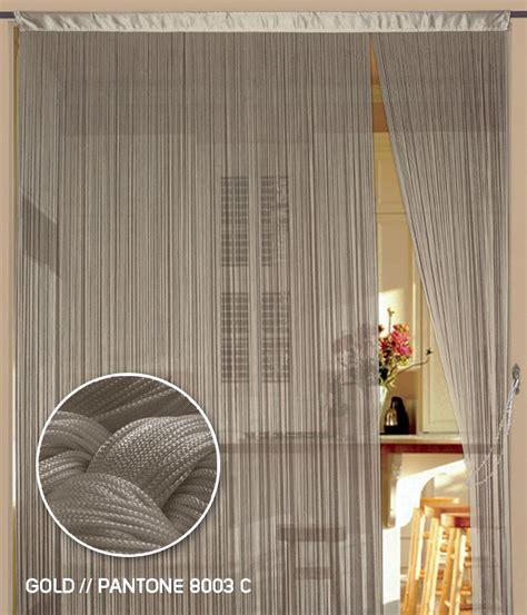 vorhang 4 meter lang fadenvorhang vorhang fadenstore fadengardine messe 150 cm