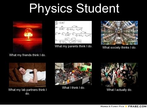 Physics Meme - academic papers