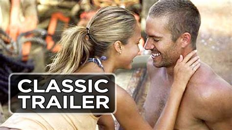 blue pelicula trailer into the blue official trailer 1 paul walker