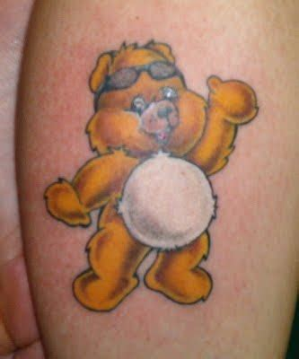 care bear tattoos designs design care tattoos