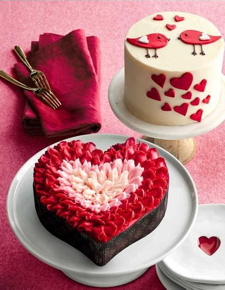 valentines day cakes 25 best ideas about valentines day cakes on